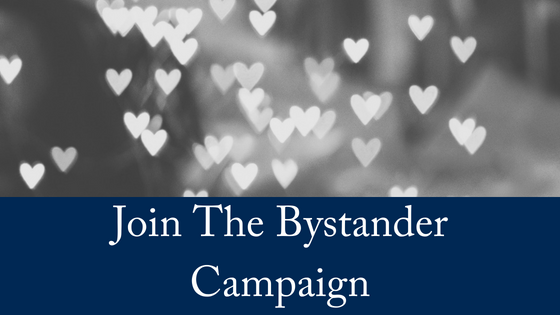 How To Join the Bystander Campaign