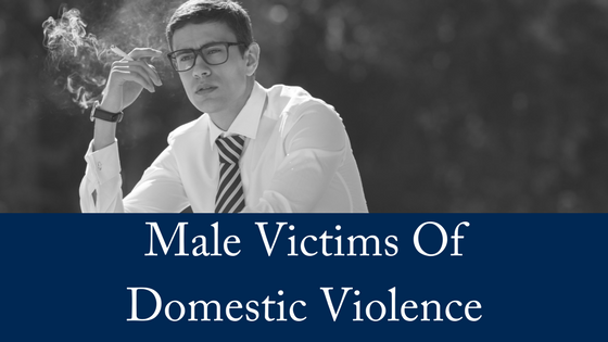 Are Males Victims of Domestic Violence?