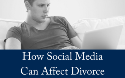 How Social Media Can Affect Your Divorce