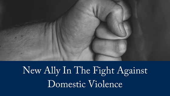 A New Ally In the Fight Against Domestic Violence