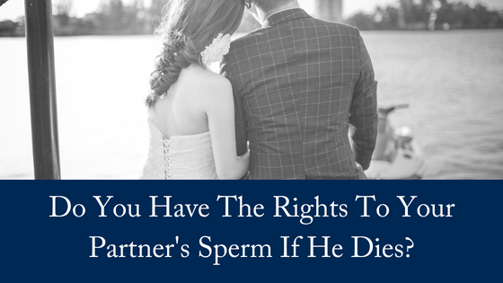 Is Sperm Considered Property?