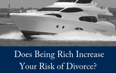 Does Being Rich Increase Your Risk of Divorce?